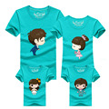 Summer Tops For Men Women Kids Funny Parent's Wedding Clothing Family Matching Outfits Father Mother Baby Clothes DC103