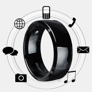 Image 3 - Waterproof Unlock Health Protection Smart Ring Wear New technology Magic Finger NFC Ring For Android Windows NFC Mobile Phone