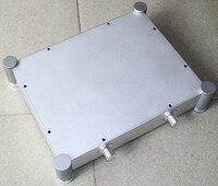 WA22 de aluminio completo recinto amplificador/Mini AMP/preamplificador de PSU/chasis