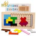 Кэндис го! образовательных деревянная игрушка красочные куб тайна логическое мышление игра-головоломка дети игрушка в подарок 1 шт.