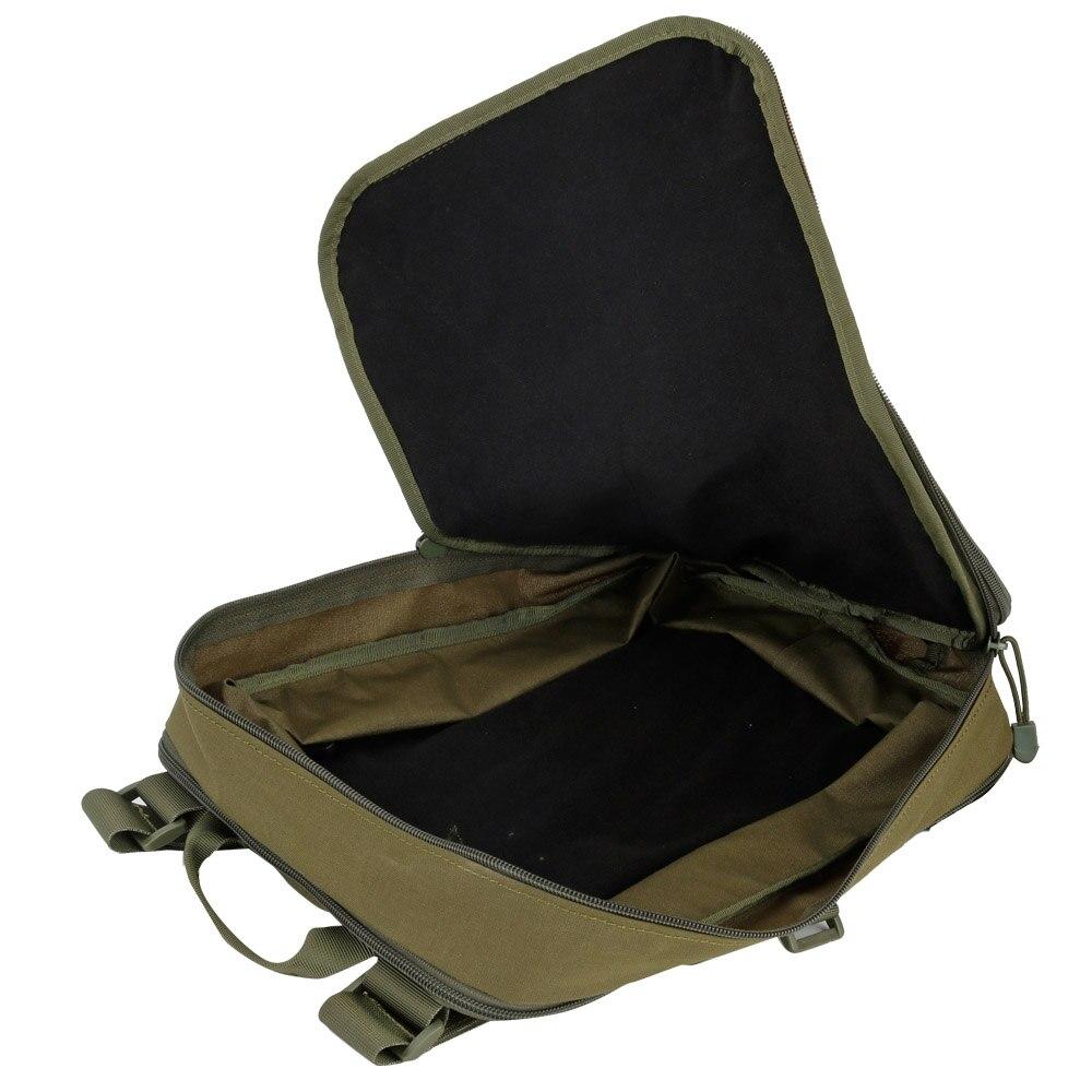 Тактический рюкзак камуфляжная Сумка военный рюкзак сумка переменной емкости для спорта кемпинга Пешие прогулки Рыбалка Охота - 5