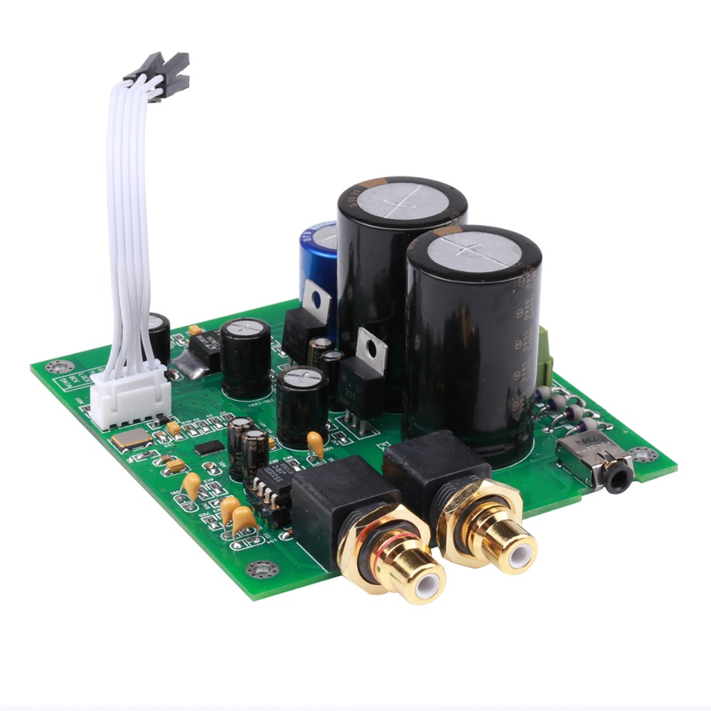 Accessories & Parts Back To Search Resultsconsumer Electronics K.guss Es9038q2m Es9038 I2s Input Decoders Mill Board Dac Decoding Board For Amplifier Amp Mild And Mellow