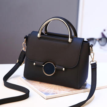 New Design women handbag Black mark fashion messenger bags shoulder crossbody bag best gift for girls vestido para casamento na praia convidada