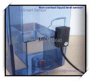 Бесконтактный датчик уровня жидкости мини размер для дома резервуар для воды контейнер для ванны аквариум уровень воды зондирование и мони...