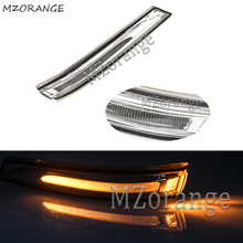 1Pc Left/Right Turn Signal For Hyundai Mistra Side Rearview Mirror LED Signals Light Lamp Blink Rear View