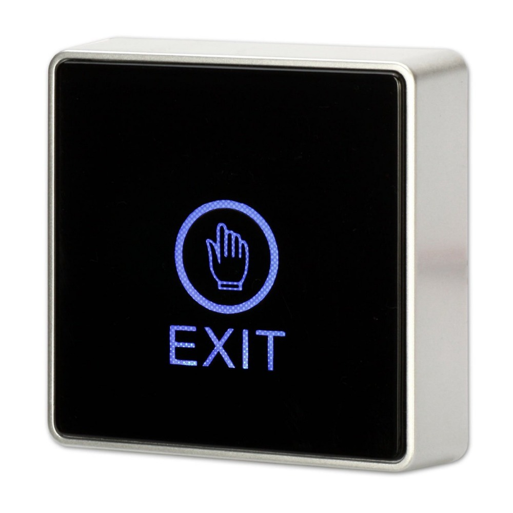 Free Shipping,exit button for Access control touch door release switch exit