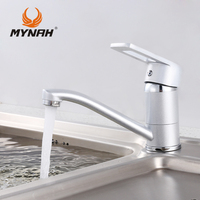 Mynah russia free shipping hot sale pull out polished chrome kitchen sink basin mix tap faucet.jpg 200x200