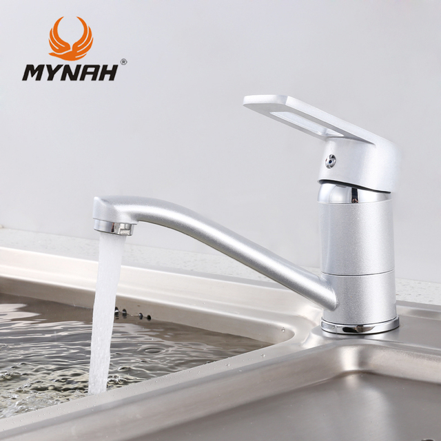 Mynah Russia Free Shipping Hot Sale Pull Out Polished Chrome Kitchen