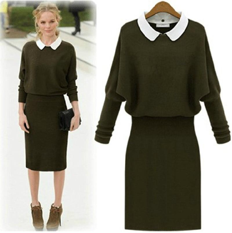 Online Get Cheap Knit Sweater Dress -Aliexpress.com  Alibaba Group