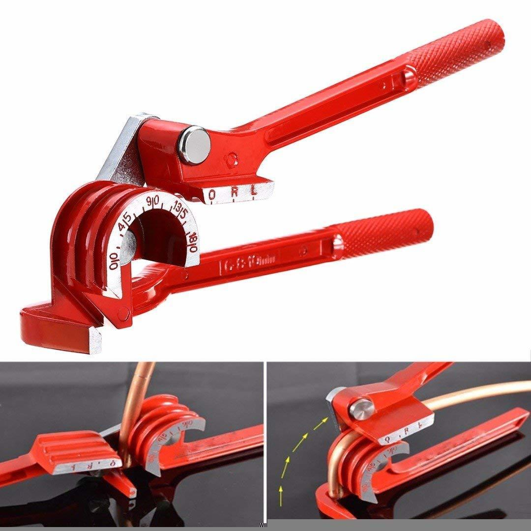 Manual 3 In 1 180 Degree Tube Pipe Bender And Cutter 1/4 5/16 3/8  6mm 8mm 10mm Tube Aluminum Copper Steel Fuel Brake LinesManual 3 In 1 180 Degree Tube Pipe Bender And Cutter 1/4 5/16 3/8  6mm 8mm 10mm Tube Aluminum Copper Steel Fuel Brake Lines