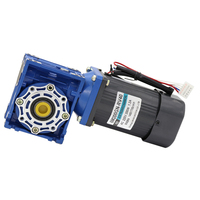 200W worm gear motor(motor + governor) RV40 single phase 220v AC motor can CW and CCW motor