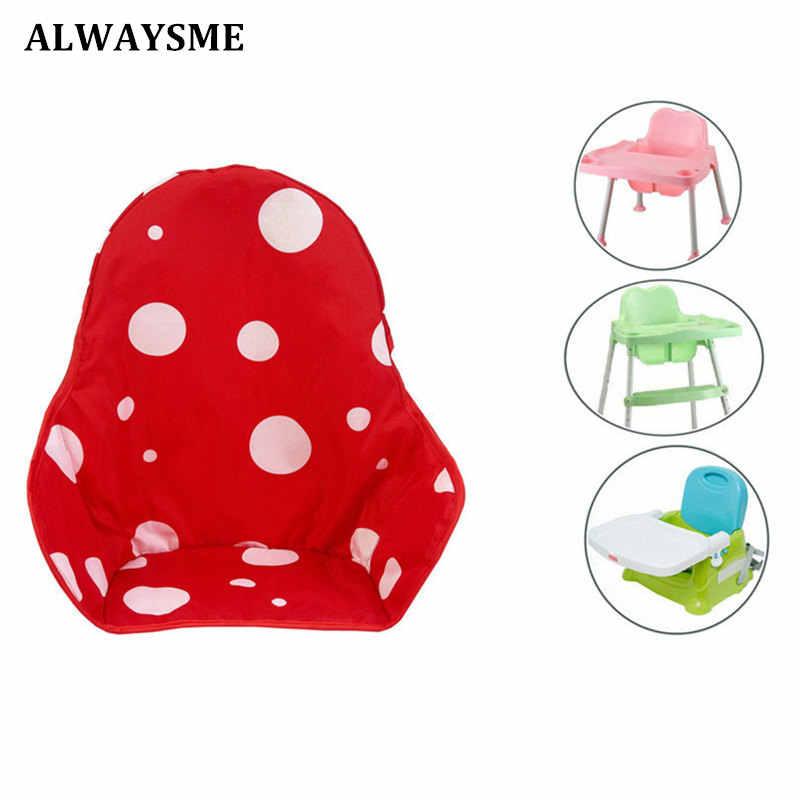 ALWAYSME bebé niños silla alta funda de cojín almohadillas de refuerzo cojín de silla de alimentación cojín de asiento de cochecito más barato