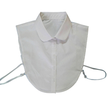 LBFS Hot Fashion Doll collar Vintage Elegant Women's Fake Half Shirt