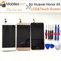 ЖК-Экран для Huawei Honor 4X Новый Высокое Качество Замена Ассамблея ЖК-Дисплей + Сенсорный Экран для Huawei Honor 4X Бесплатная Доставка