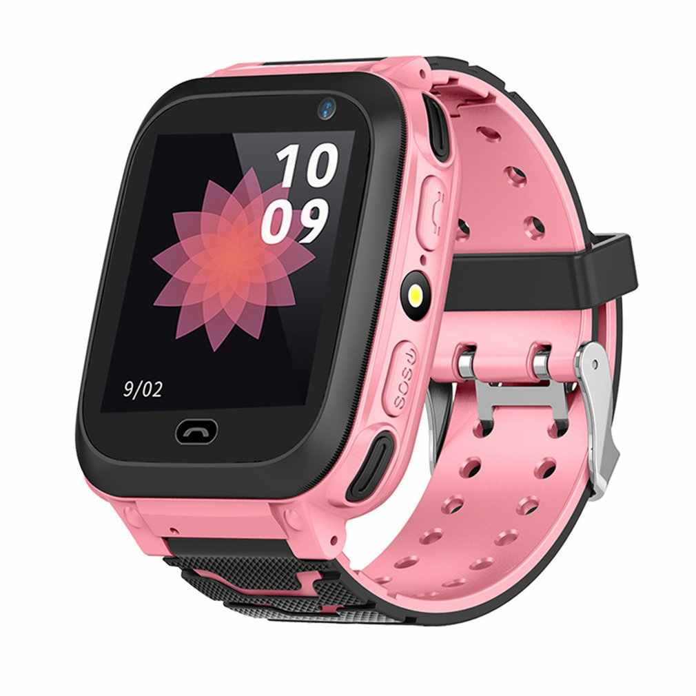 New DS38 Anti Lost GPRS Positioning Smart Children's Watches SOS Smart Camera Phone Call Kids Smart Camera Clock Boy Girls Gift