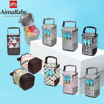 Biberon à lait Portable chauffe-biberon momie | Portable, fourre-tout thermique, sac suspendu pour bébés, Bolsa Termica Thermos
