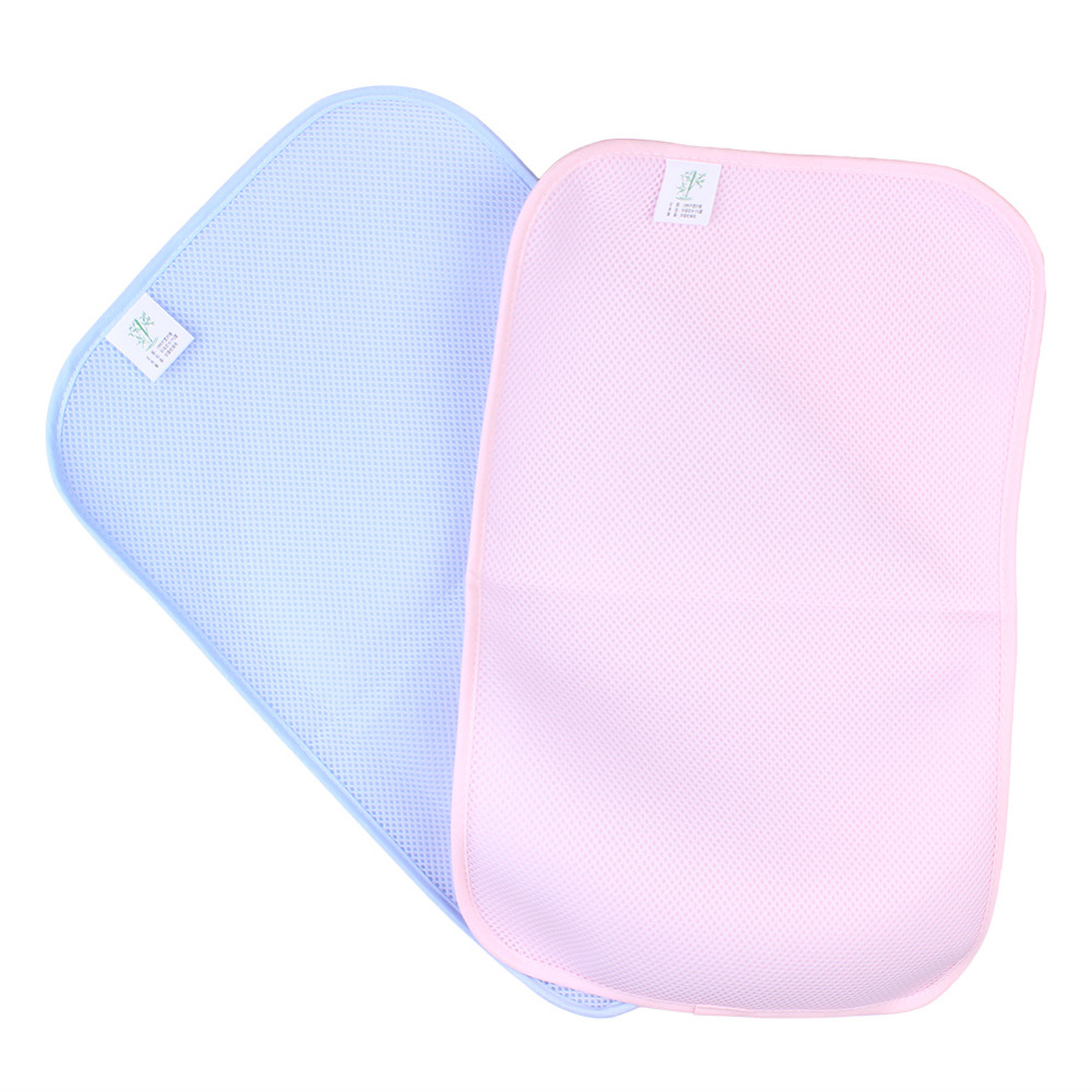 Ultra Waterproof Sheet and Incontinence Bed Pad Mattress Protector for Baby Children Baby Kids 3D Bamboo Fiber Mattress Protect