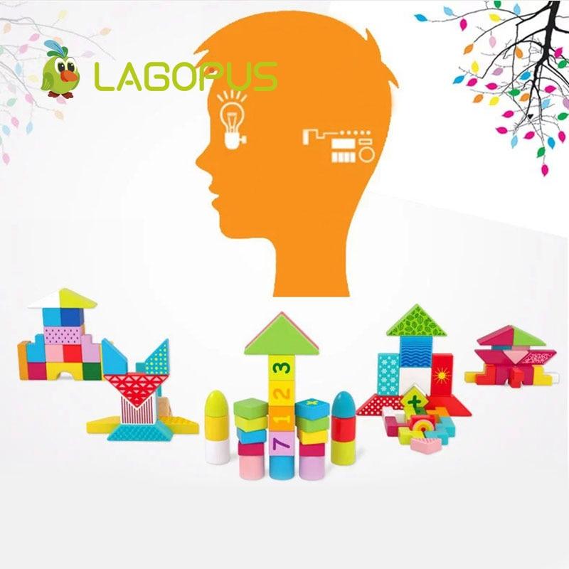 Lagopus Vroege Onderwijs Kubus puzzel speelgoed Varieti B & lock Ontwikkelen Logic Thicking Houten Speelgoed cadeau voor Kids kinderen - 6