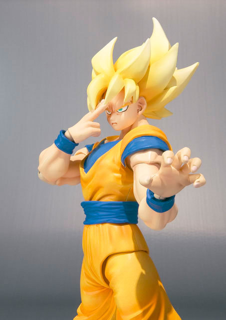 Dragon Ball Z/Kai   Action Figure – Super Saiyan Son Goku