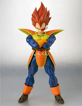 Anime Dragon Ball Z Super Saiyan Vegeta Action Figure Estatueta(China)