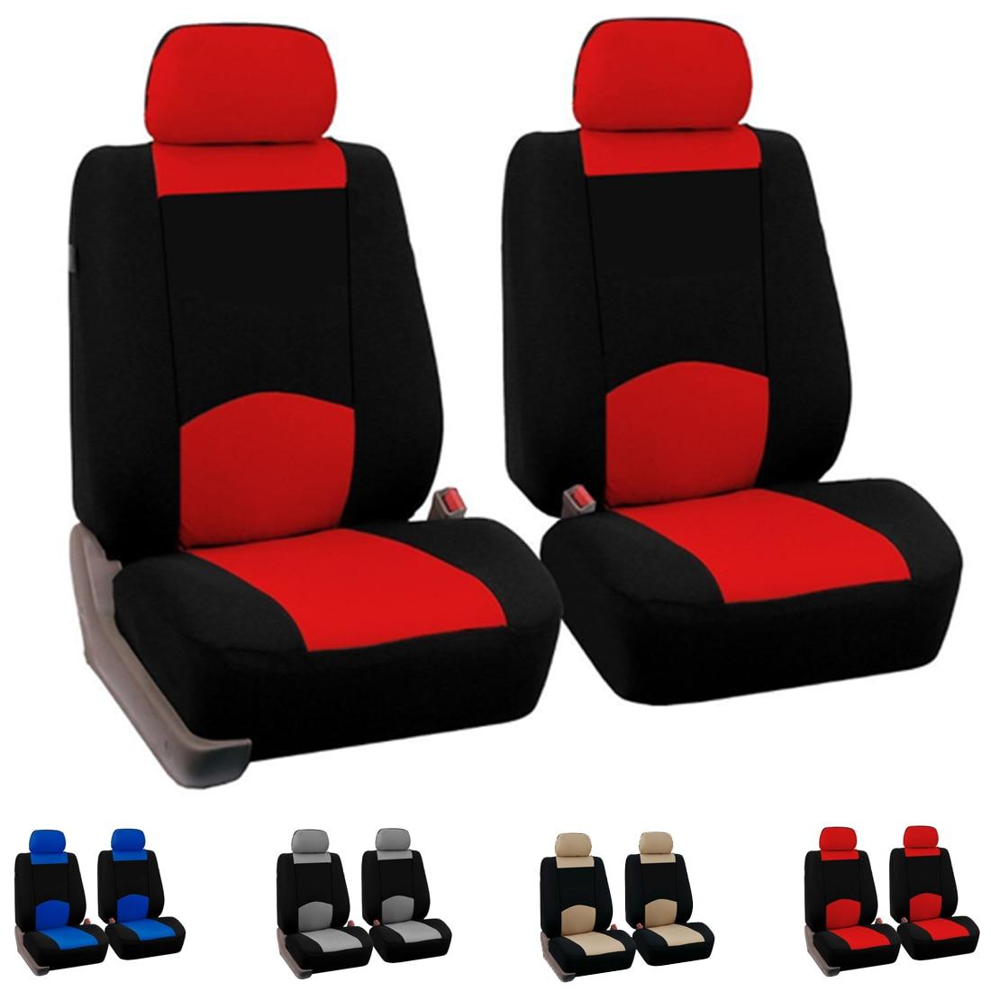 2+1 Blue Fabric Seat Covers For FIAT SCUDO DUCATO