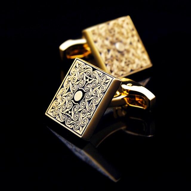 Купить мужские французские запонки kflk роскошные свадебные золотого картинки