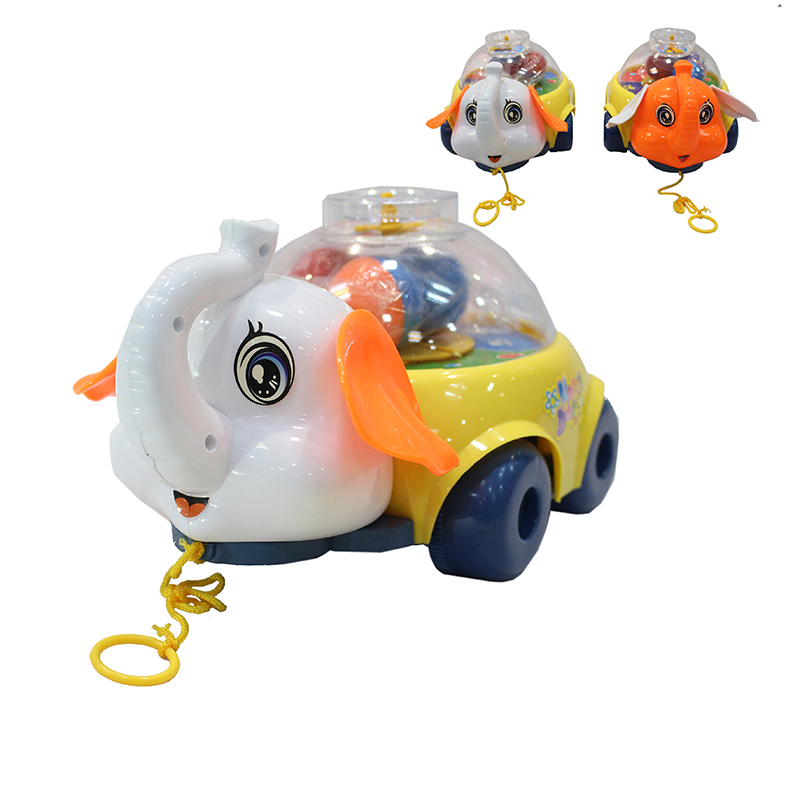 Music Car Phone Children Sound Toy Pull Line  Educational Intelligence Developmental Toys Kids Gift