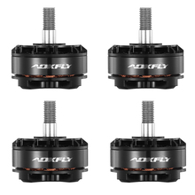 AOKFLY 2205 Brushless Motor 2450KV/2650 Black/Red for QAV FPV Quadcopter Racing Drone RC Model Toys 4pcs/pack