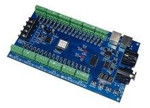 36 Channel RGB Decoder Device DMX512 Decoder Controller 36CH RGB Output Digital Tube Display DC5-36V