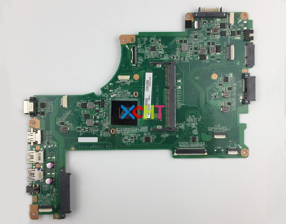 For Toshiba Satellite L50 L55 Series A000300880 DA0BLKMB6E0 W N2830 CPU Laptop Notebook Motherboard Mainboard Tested