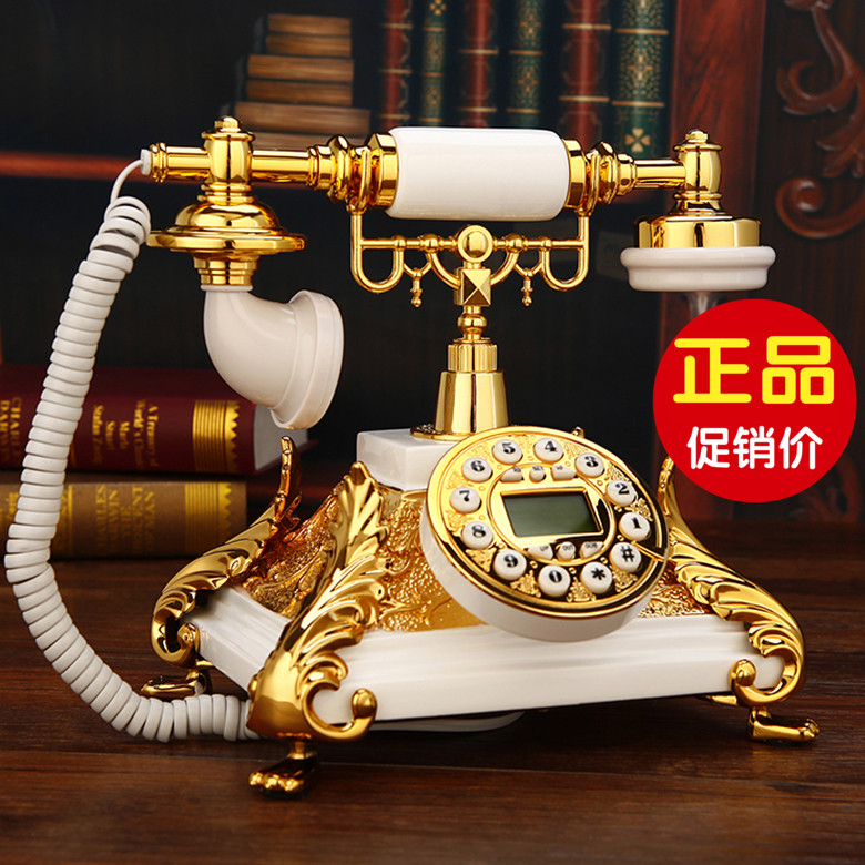 GroßZüGig Mode Amerikanischen Vintage Telefon Mode-telefon Antikes Telefon