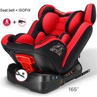 Для безопасности ребенка автомобильное кресло трансформер для От 0 до 12 лет whit ISOFIX