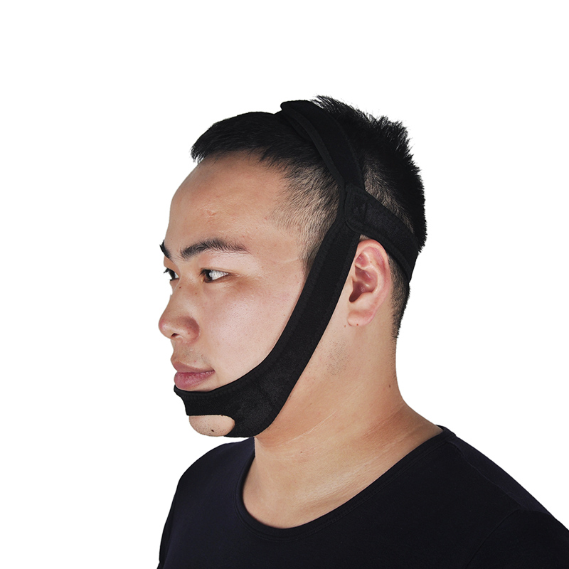 Anti Snore Chin Strap Care Sleep Stop Snoring Snore Belt Chi