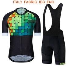 Etixxl летняя велосипедная майка мужская стильная с короткими рукавами bicicleta одежда спортивная одежда для улицы mtb ropa ciclismo mailot велосипедный костюм