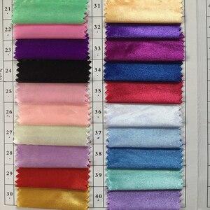 Image 5 - 3*6m (10 * 20ft) pano de fundo colorido cortina de palco da igreja com lantejoulas cenários com swags seda gelo decoração de palco de festa de casamento