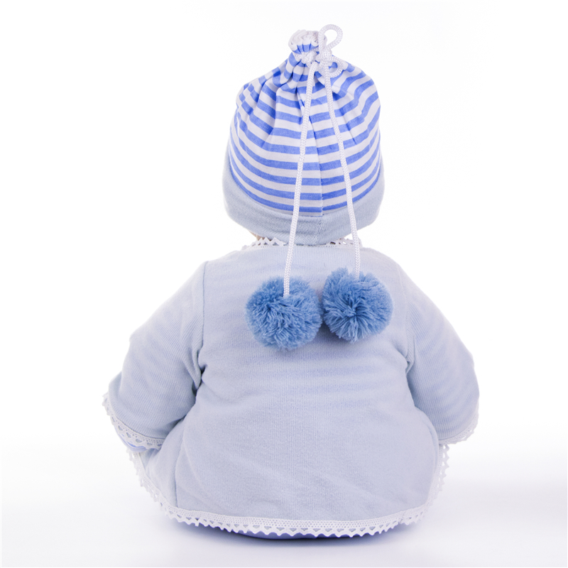 "Image 5 - KEIUMI 22"" 55cm Bebes Silicone Reborn  Baby Dolls Toys Cloth Body Boy Toddler Babies Newborn Dolls For Kids Best Playmate-in Dolls from Toys & Hobbies"