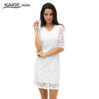 2015 Women Summer Elegant Tartan Floral Print Tunic Work Business Casual Party Bodycon Pencil Sheath Dress