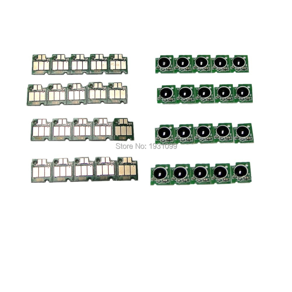 10set Permanent chip for brother LC15E LC-15E LC 15E For brother MFC-J6990CDW (Japan)