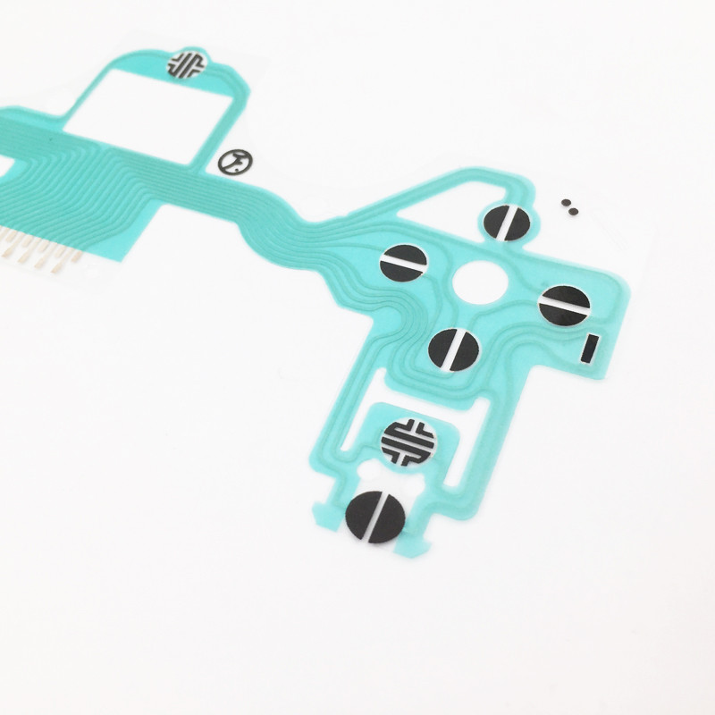[50PC/ LOT] Wholesale Price For Conductive Film Replacement For Old Version  PS4 Controller Flex Cable Ribbon Cable