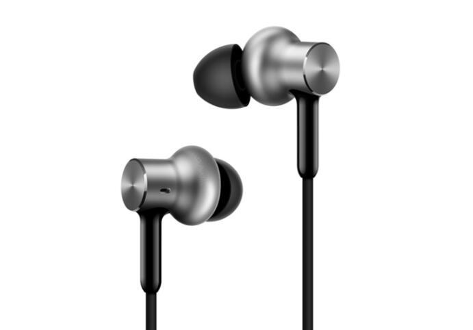 ФОТО original XIAO MI Hybrid Pro Earphone + MIC + Voice control for Xiaomi Samsung mobile phone Xiaomi Hybrid earphones + retail box