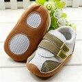 Zapatos de bebé de Suela Suave Zapatos Niño Nuevo Bebé de La Manera Primero Zapatos de Los Caminante de Prewalker