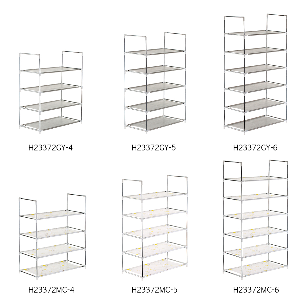 Up To 6-Tier Shoe Racks 7