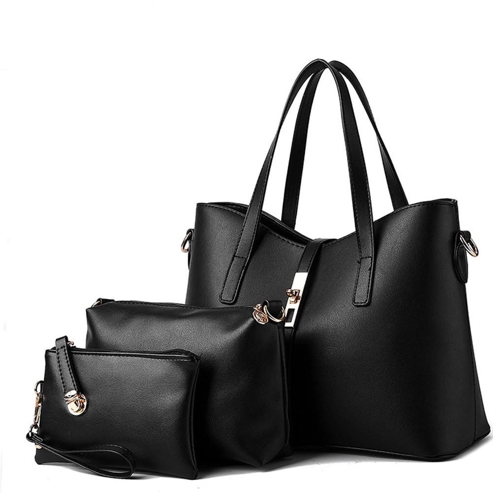 Mieux que le luxe-2016 nouveau design femmes sacs à main de haut niveau mode croix corps sacs sacs à bandoulière trois pour un ensemble