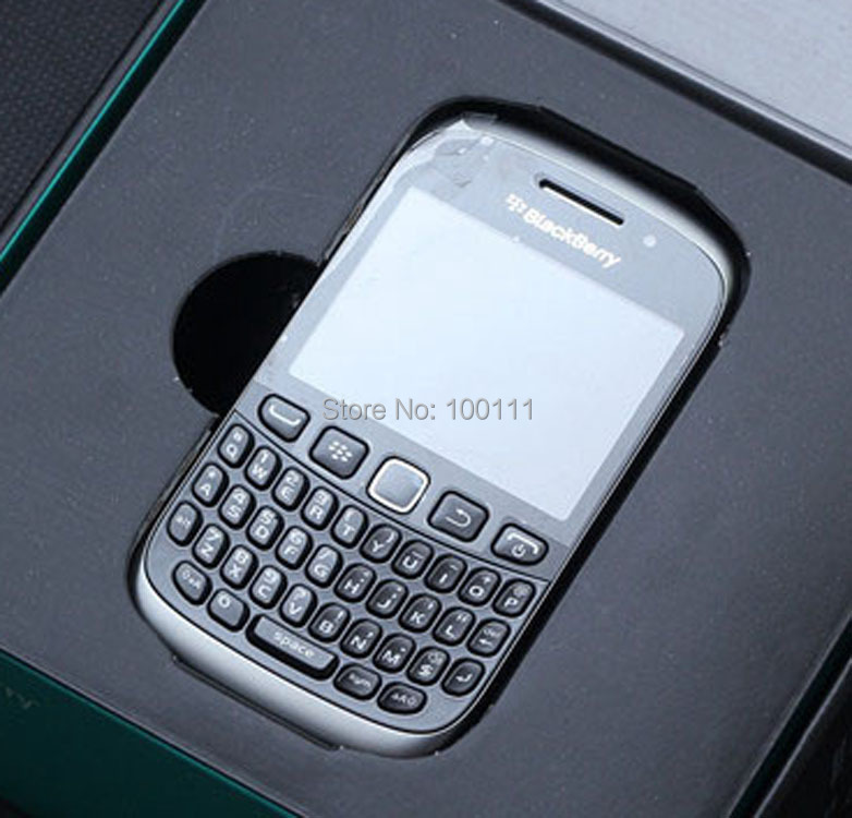 Blackberry 9320 Curve Mobile-Phone GSM/WCDMA Qwerty Keyboard Refurbished Camera WIFI