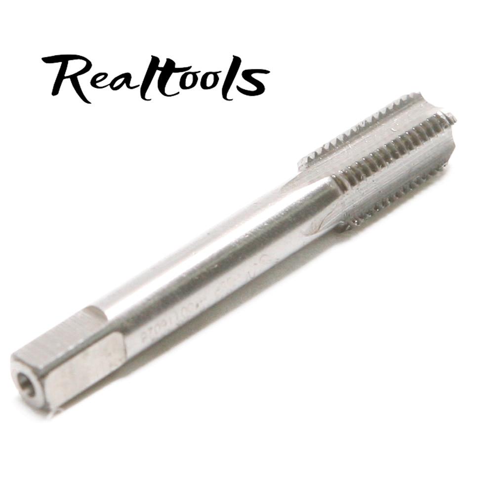 Nuevo 1 piezas de alta calidad HSS Pipe Thread Thread Tap flauta - Herramientas manuales - foto 5