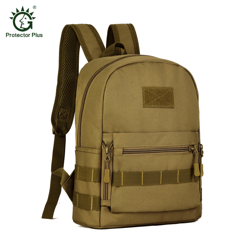 Protector Plus Military font b Tactics b font font b Backpacks b font Camouflage Solid Pattern