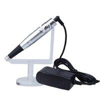 ערכת עט גבות אייליינר ליפ קעקוע קבועה חמה מכירה 35000R מנוע מכונת רוטרי איפור 3D ציוד microblade Tatto סט