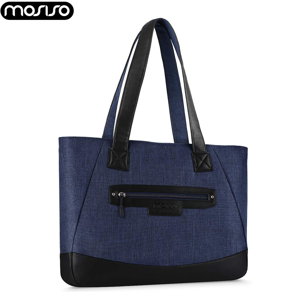 MOSISO Laptop Waterproof Tote Bag 15-15.6 Inch Computer Notebook Case PU Leather Womens Handbag Work Shoulder Bag 2019MOSISO Laptop Waterproof Tote Bag 15-15.6 Inch Computer Notebook Case PU Leather Womens Handbag Work Shoulder Bag 2019