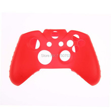 Red Silicone Skin Case Protection Skin Joystick Cover For Xbox One Controller Game Accessories