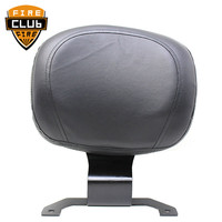 Driver Backrest Back Rest For SUZUKI M109R Motorcycle Leather Driver Rider Sissy Bar Seat
